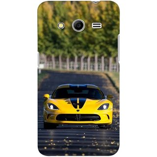 G.store Hard Back Case Cover For Samsung Galaxy Core 2 62873