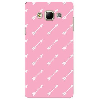 G.store Hard Back Case Cover For Samsung Galaxy E7 63252