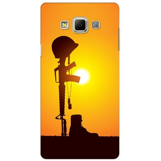 G.store Hard Back Case Cover For Samsung Galaxy E7 63266