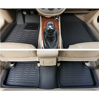 ROYAL Assorted Floor Mat 3D Type Toyota Etios Liva (Back)