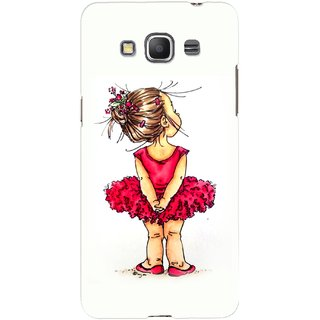 G.store Hard Back Case Cover For Samsung Galaxy Grand Max 63511