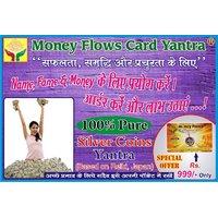 Money Flows Prosperty Card Yantra