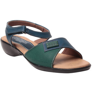 Msc Green WomenS Heels