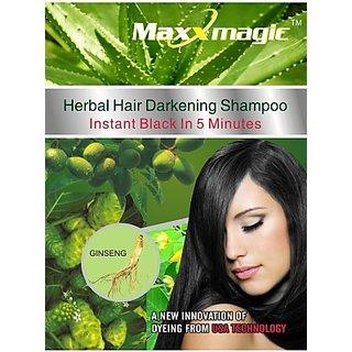 Maxxmagic dye Hair Color