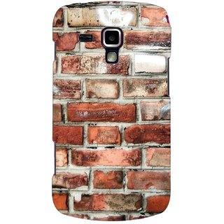 G.store Hard Back Case Cover For Samsung Galaxy S Duos S7562 65307