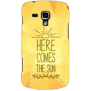 G.store Hard Back Case Cover For Samsung Galaxy S Duos S7562 65314