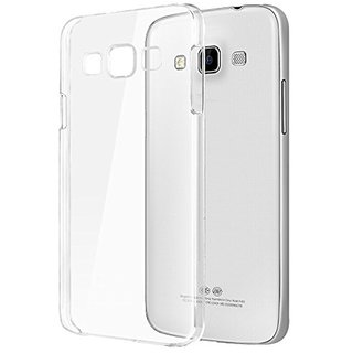 Parrk Hard Shell Transparent Back Cover FOr Samsung Galaxy A7