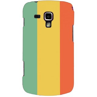 G.store Hard Back Case Cover For Samsung Galaxy S Duos S7562 65351