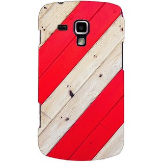 G.store Hard Back Case Cover For Samsung Galaxy S Duos S7562 65356