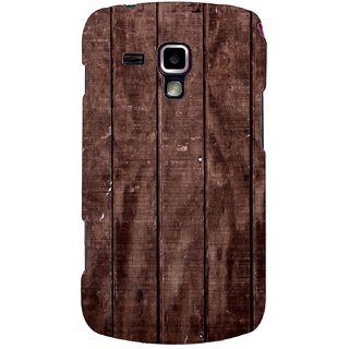 G.store Hard Back Case Cover For Samsung Galaxy S Duos S7562 65360