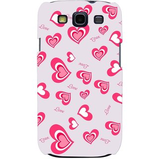 G.store Hard Back Case Cover For Samsung Galaxy S3 65572