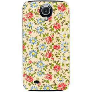 G.store Hard Back Case Cover For Samsung Galaxy S4 65778