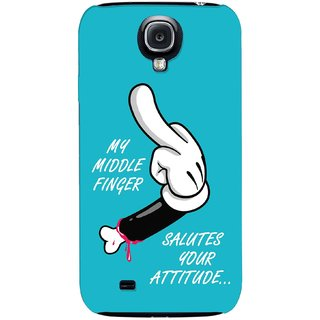 G.store Hard Back Case Cover For Samsung Galaxy S4 65786