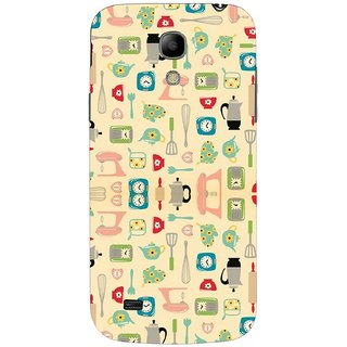 G.store Hard Back Case Cover For Samsung Galaxy S4 Mini 65813