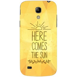 G.store Hard Back Case Cover For Samsung Galaxy S4 Mini 65814