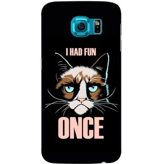G.store Hard Back Case Cover For Samsung Galaxy S6 66025