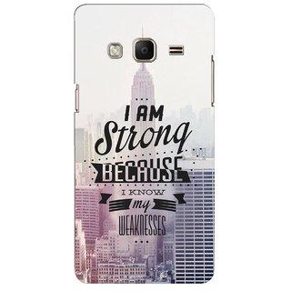 G.store Hard Back Case Cover For  Samsung Z3 66219