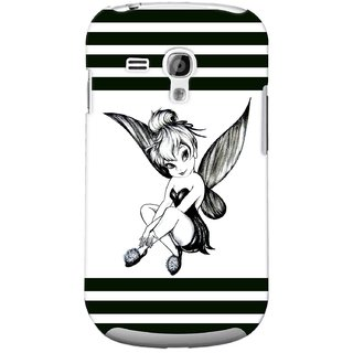 G.store Hard Back Case Cover For Samsung Galaxy S3 Mini 65606