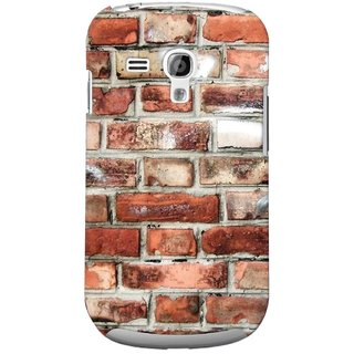 G.store Hard Back Case Cover For Samsung Galaxy S3 Mini 65607