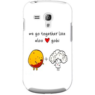 G.store Hard Back Case Cover For Samsung Galaxy S3 Mini 65608