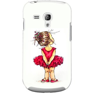 G.store Hard Back Case Cover For Samsung Galaxy S3 Mini 65611