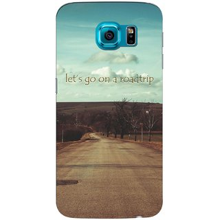 G.store Hard Back Case Cover For Samsung Galaxy S6 66039