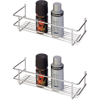 Doyours 2 Pieces Stainless Steel Bottle Rack
