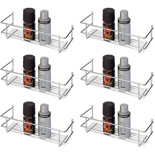 Doyours Stainless Steel Bottle Rack Set Of 6