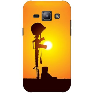 G.store Hard Back Case Cover For Samsung Galaxy J1 63866