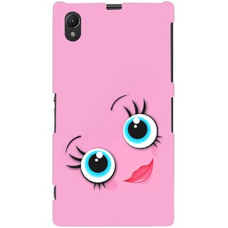 G.store Hard Back Case Cover For Sony Xperia Z1 67529