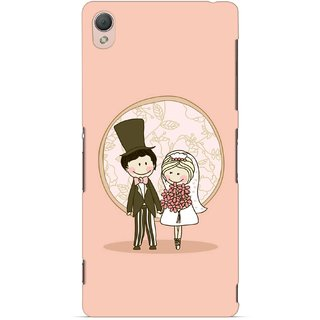 G.store Hard Back Case Cover For Sony Xperia Z3 67730