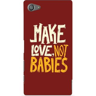 G.store Hard Back Case Cover For Sony Xperia Z5 Compact 68190