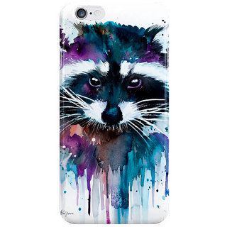 The Fappy Store Raccoon I Phone 6S Back Covers