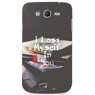 G.store Hard Back Case Cover For Samsung Galaxy Grand 2 63458
