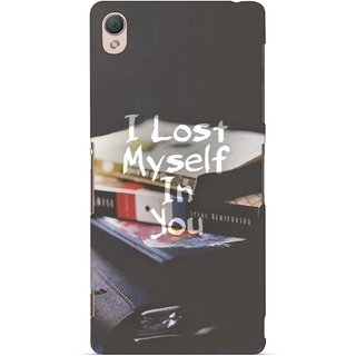 G.store Hard Back Case Cover For Sony Xperia Z3 67758