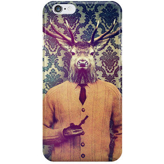 The Fappy Store Off Duty I Phone 6S Back Covers