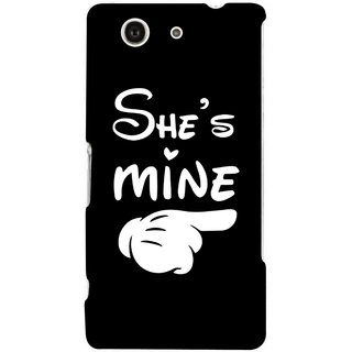 G.store Hard Back Case Cover For Sony Xperia Z4 Compact 67944