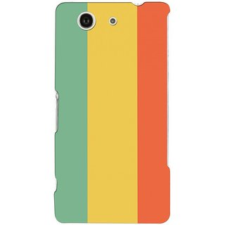 G.store Hard Back Case Cover For Sony Xperia Z4 Compact 67951