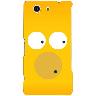 G.store Hard Back Case Cover For Sony Xperia Z4 Compact 67954