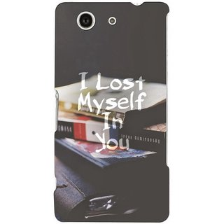 G.store Hard Back Case Cover For Sony Xperia Z4 Compact 67958