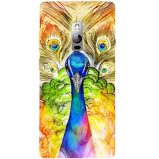 Casotec Colorful Joy Pattern Design 3D Hard Back Case Cover for Oneplus 2 gz8193-12087
