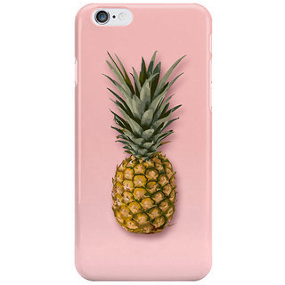The Fappy Store Pineapple I Phone 6S Back Covers
