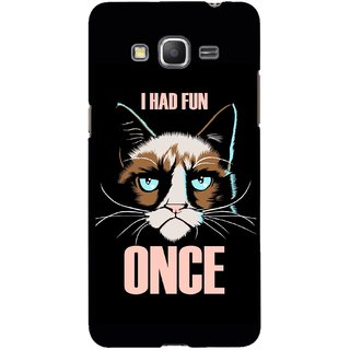 G.store Hard Back Case Cover For Samsung Galaxy Grand Prime 63725