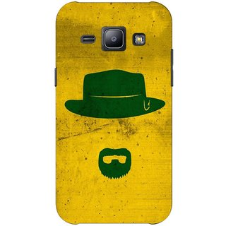 G.store Hard Back Case Cover For Samsung Galaxy J1 63837