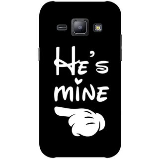 G.store Hard Back Case Cover For Samsung Galaxy J1 63843