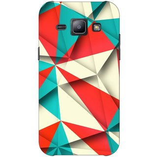 G.store Hard Back Case Cover For Samsung Galaxy J1 63845
