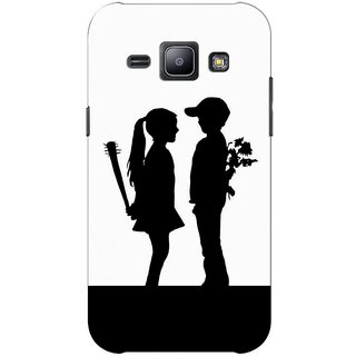 G.store Hard Back Case Cover For Samsung Galaxy J1 63862