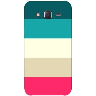G.store Hard Back Case Cover For Samsung Galaxy J5 64136