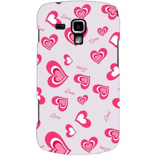 G.store Hard Back Case Cover For Samsung Galaxy S Duos S7562 65372