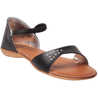 Msc Black WomenS Flat